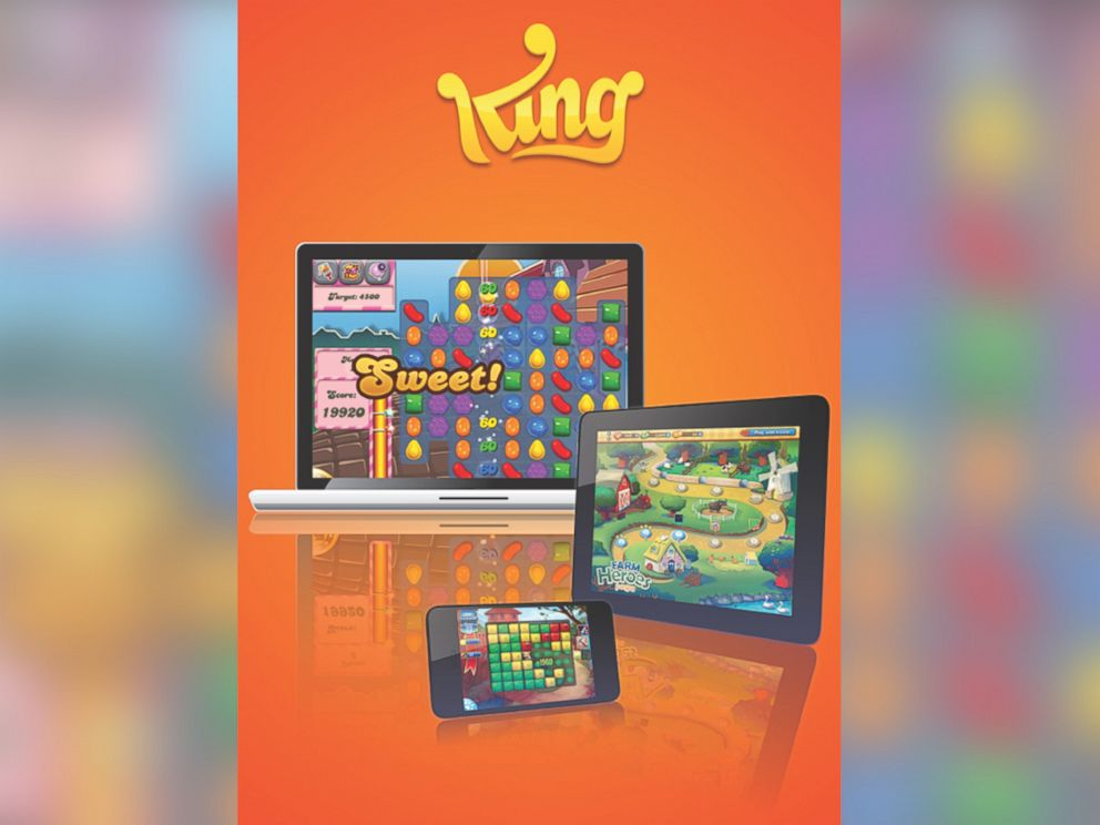 PHOTO: Candy Crush Saga game maker King Digital Entertainment files for an IPO.