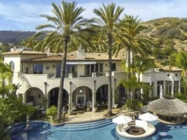 NBA Player Chris Bosh Lists California Mansion for $14.5M