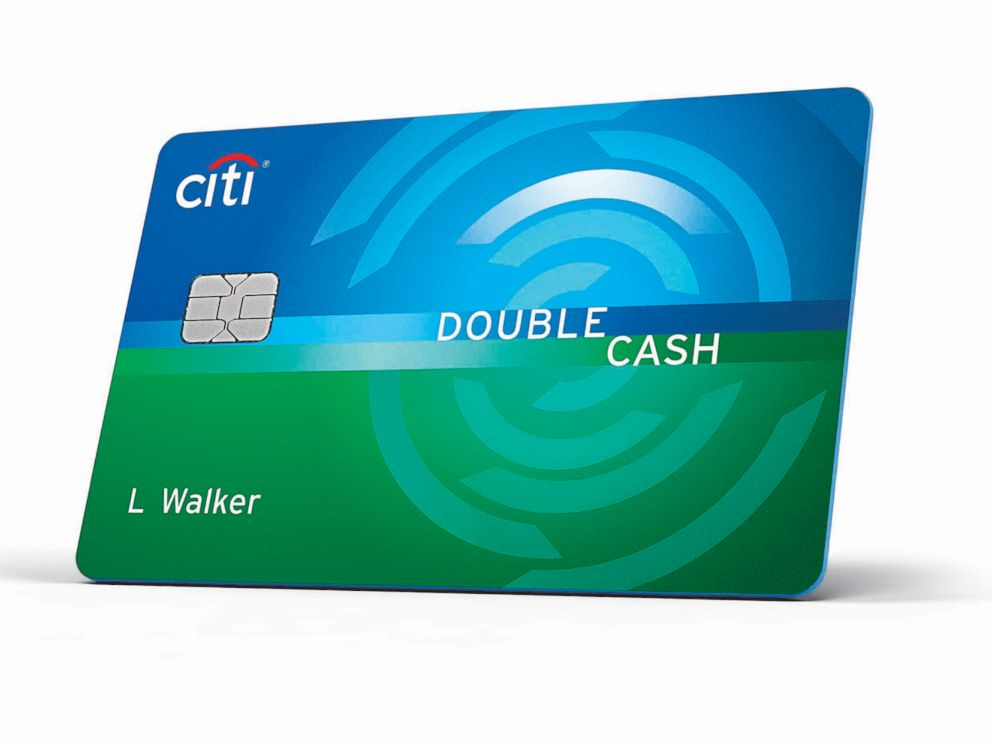 PHOTO: The new Citi Double Cash card is the only card that earns cash back twice on every purchase with 1% as you buy and 1% as you pay.