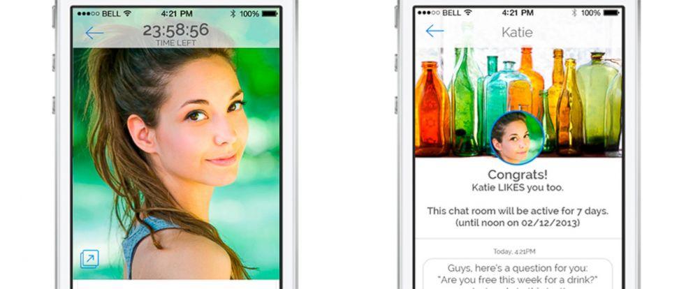Coffee dating app