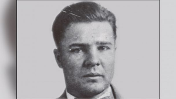 PHOTO: Charles Arthur Floyd, better known as 'Pretty Boy' is seen in this undated file photo.