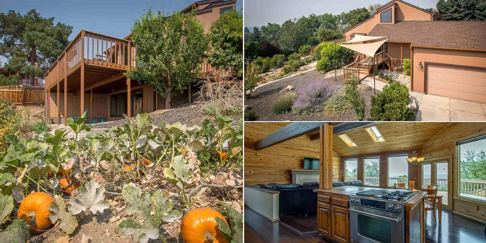 Homes with Vegetable Gardens Perfect for a Fall Harvest Photos ...