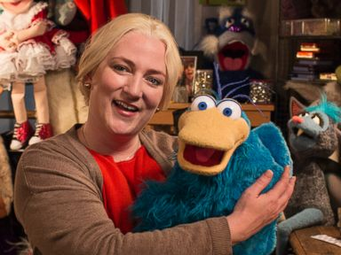 PHOTO: Gwen Dean quit her job in a GoDaddy Super Bowl commercial.
