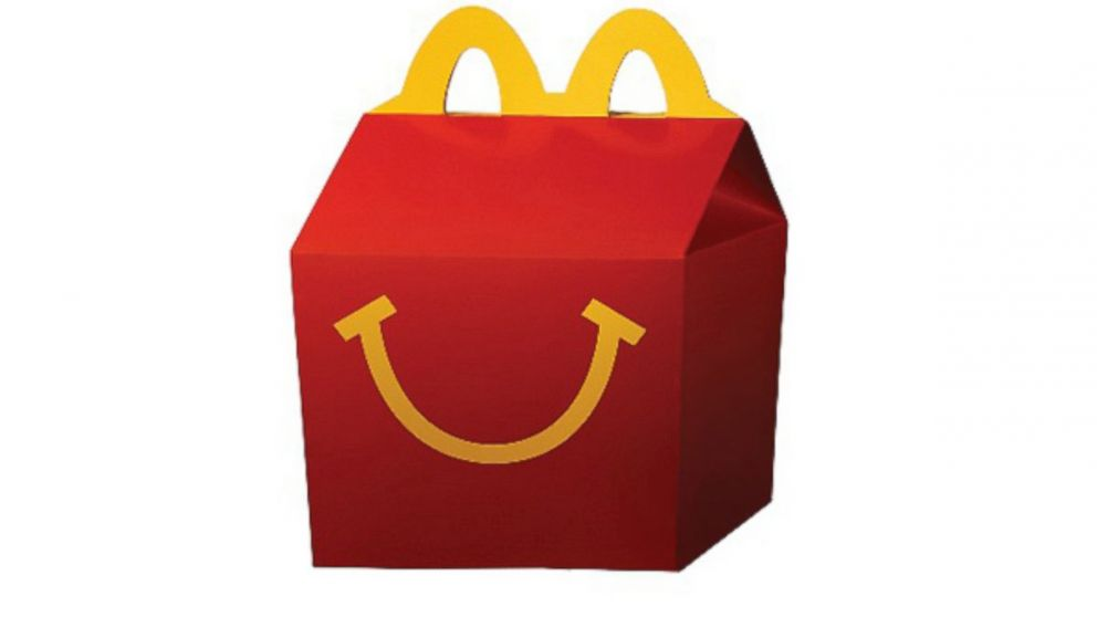 PHOTO: McDonalds will offer books in print for Happy Meal customers