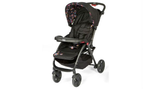 PHOTO: The Truly Scrumptious Travel System TR252BQR by Heidi Klum