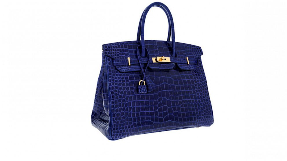 PHOTO: Hermes Birkin Bag