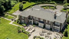 PHOTO: This six-bedroom home is listed for $6,850,00 in Glen Head, New York.