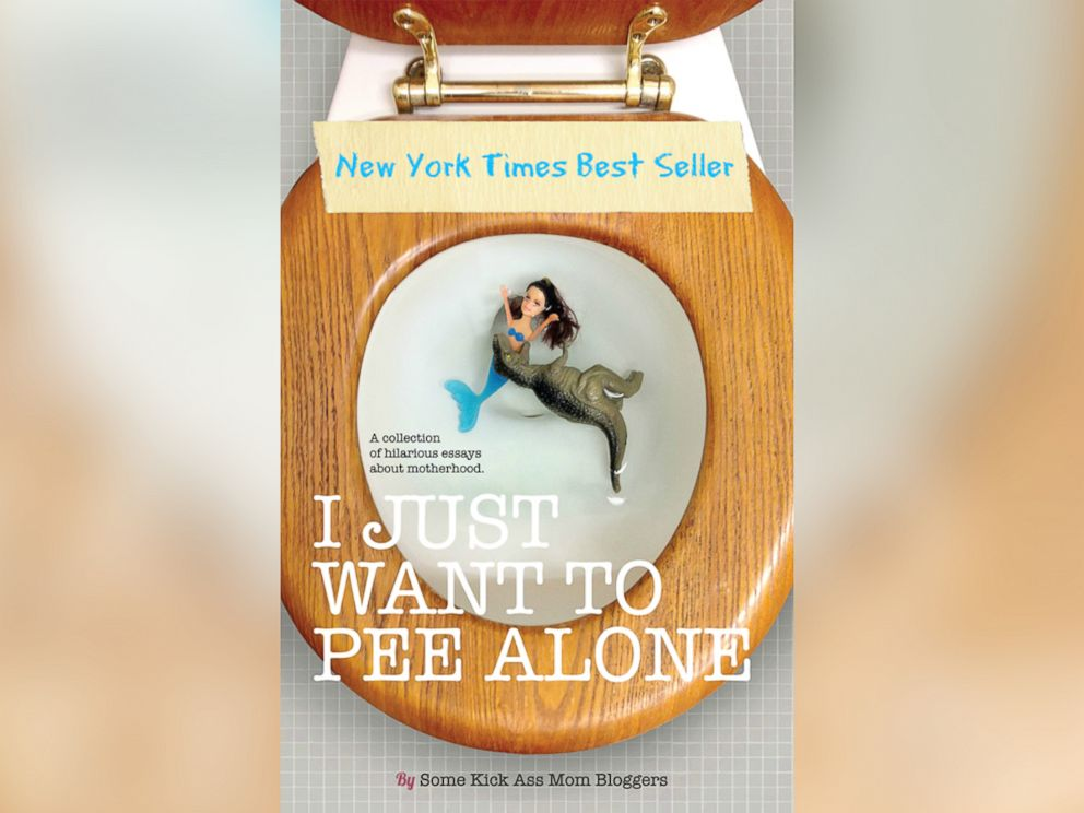 PHOTO: Cover art for I Just Want to Pee Alone.