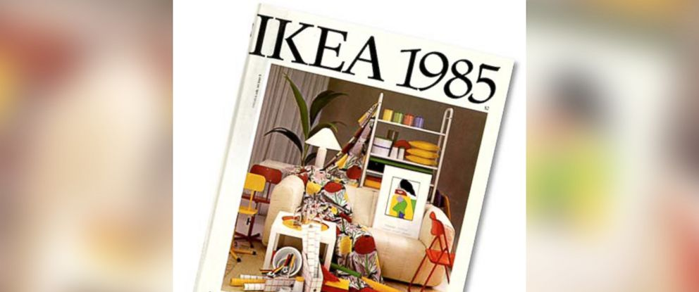 What the 1st american ikea catalog looked like in 1985 for Ikea locations plymouth meeting pa