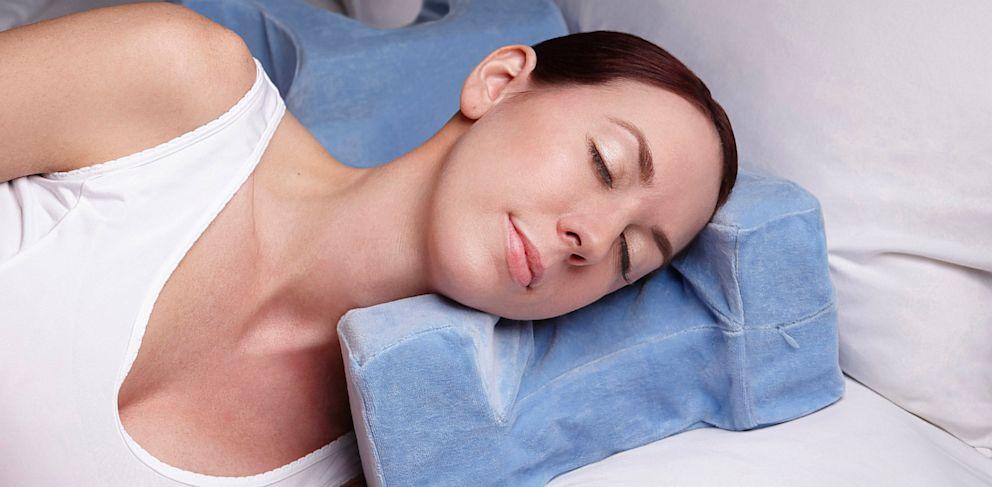 PHOTO: JuveRest: The Sleep Wrinkle Pillow.