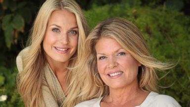 PHOTO: Lisa Jachno and daughter Alexandra are launching Labnails nail care collection.