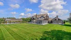 Real Housewife Cuts Price of Hamptons Farmhouse