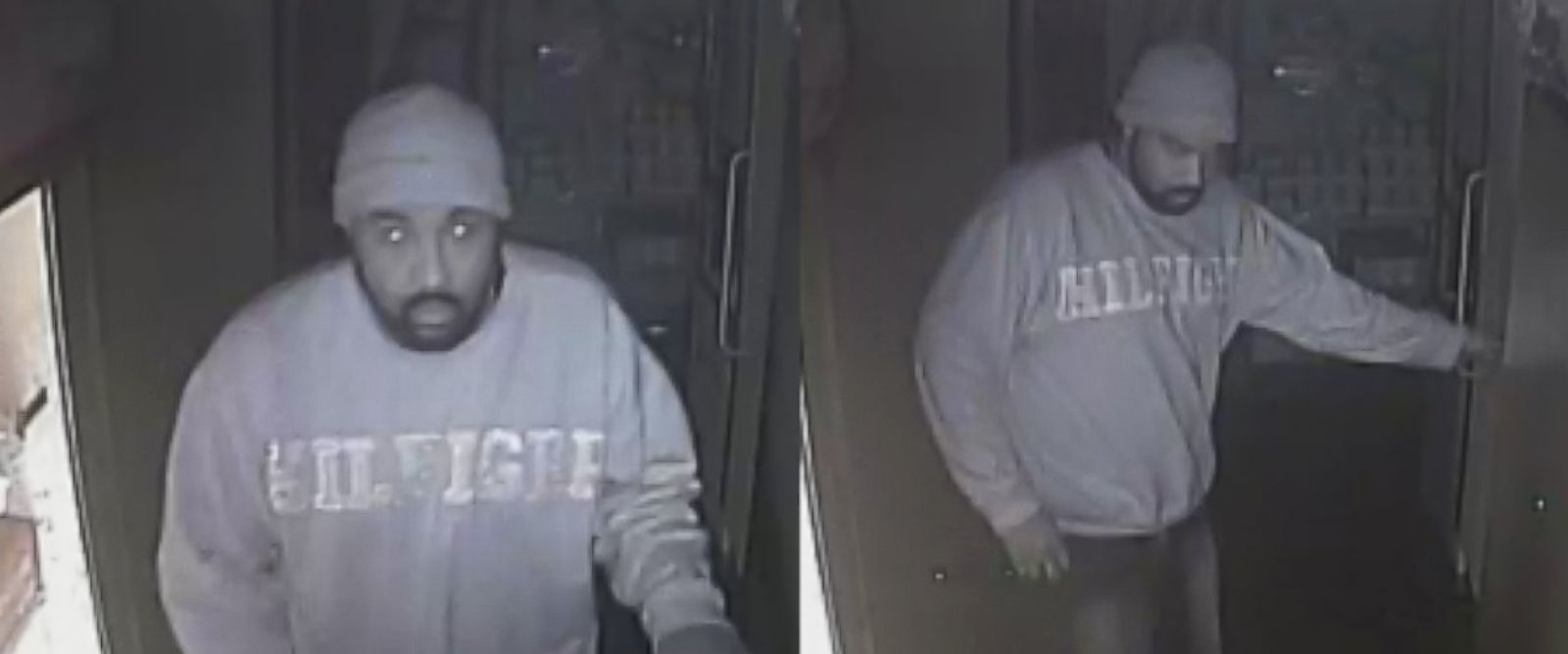 PHOTO: Jacksonville Sheriffs Office posted these photos to their Facebook on Jan. 27, 2015 of a suspect sought for burglary.