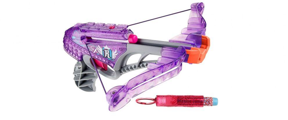 PHOTO: The Nerf Rebelle Diamondista Blaster.