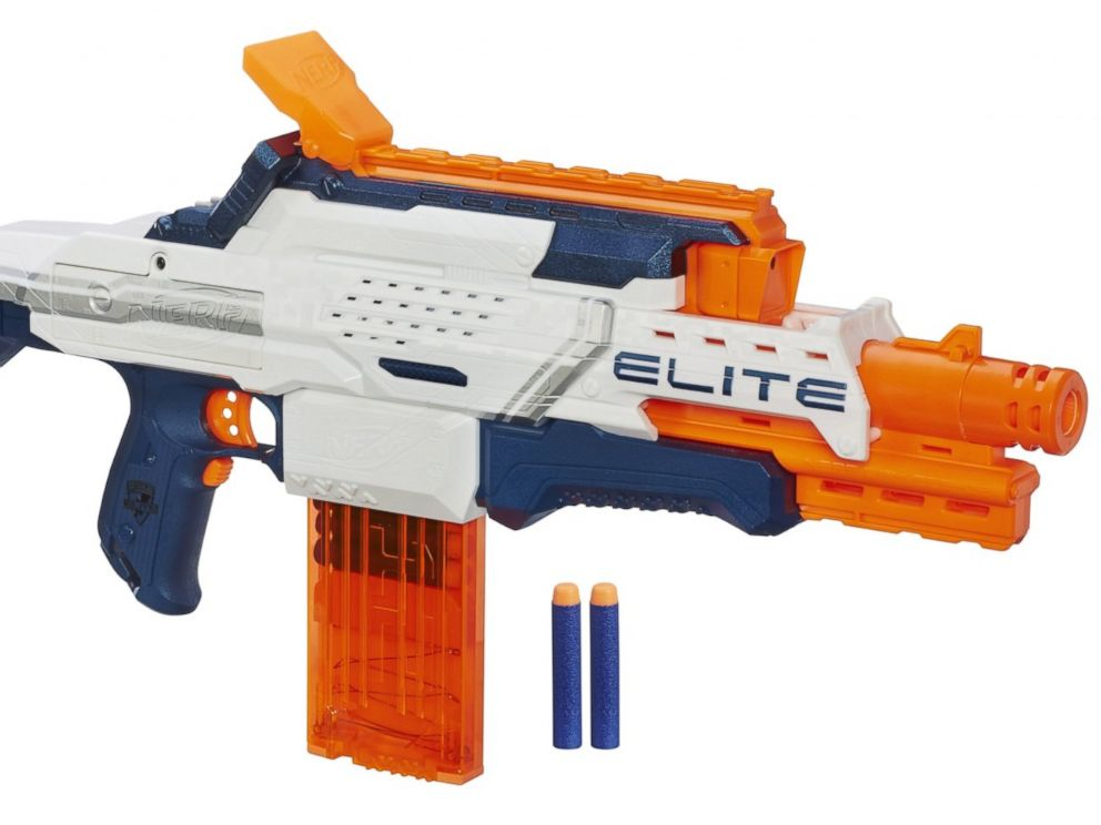 PHOTO: The Nerf N-Strike Elite Nerf Cam blaster.