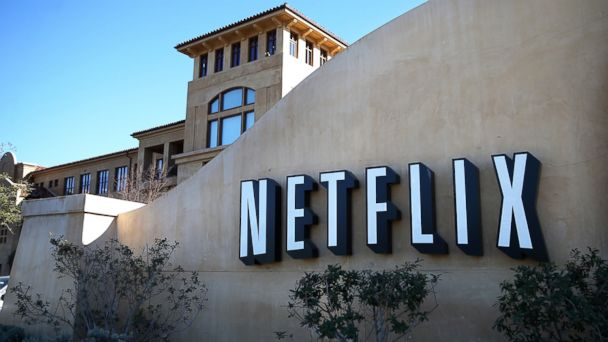 PHOTO: Netflix headquarters, Jan 22, 2014, in Los Gatos, Calif.
