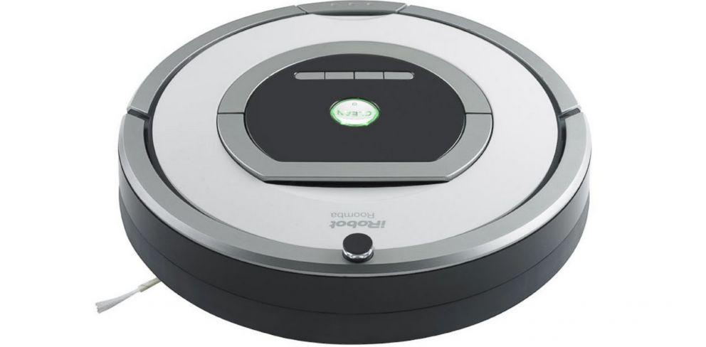 PHOTO: The iRobot Roomba 760.