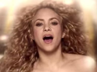 PHOTO: Shakira was featured in a video supporting the World Food Program during the 2014 World Cup.