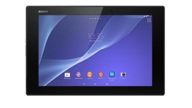 PHOTO: Sony Xperia Z2 10.1 inch Tablet