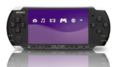 PHOTO: PlayStation Portable 3000