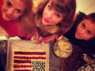How Celebs Celebrated July 4th