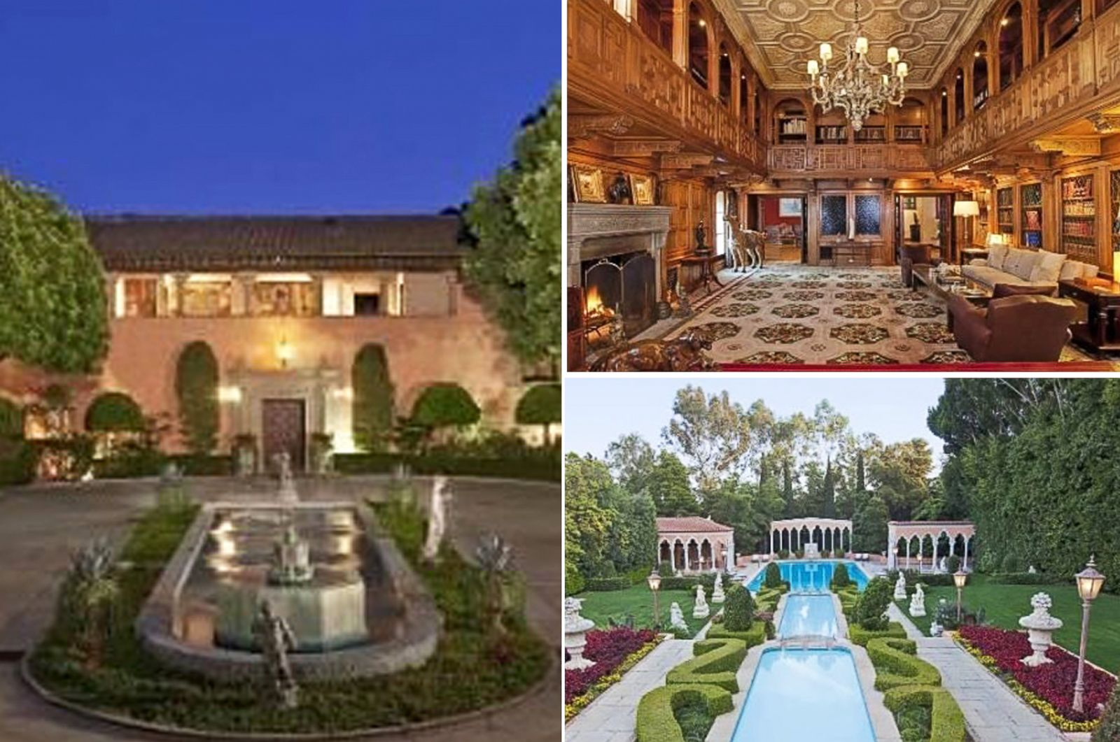 Famous godfather house for sale in beverly hills picture for Famous homes in beverly hills
