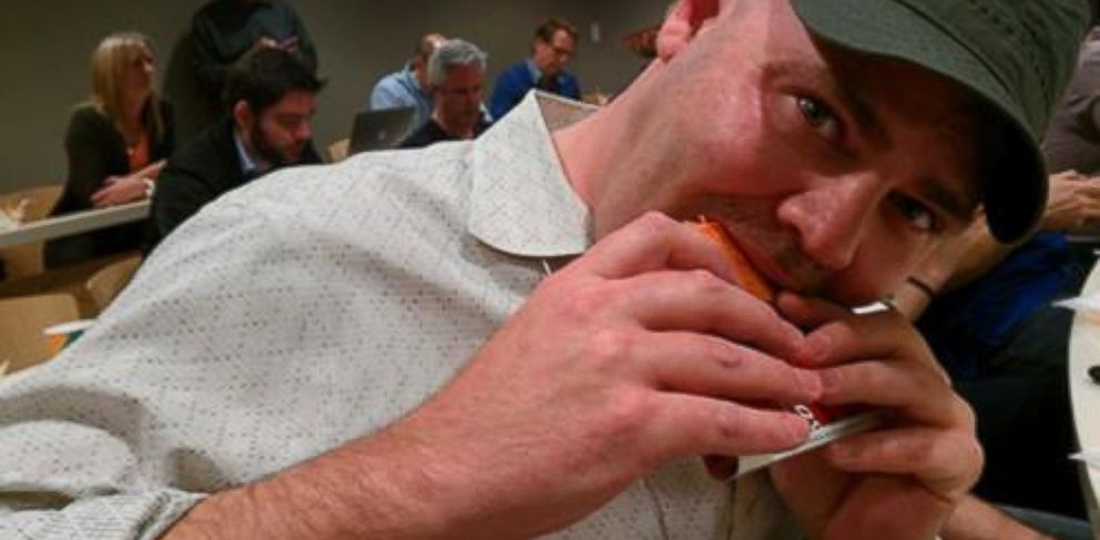 PHOTO: Todd Mills is called the visionary behind the Taco Bell Doritos Locos Tacos idea.