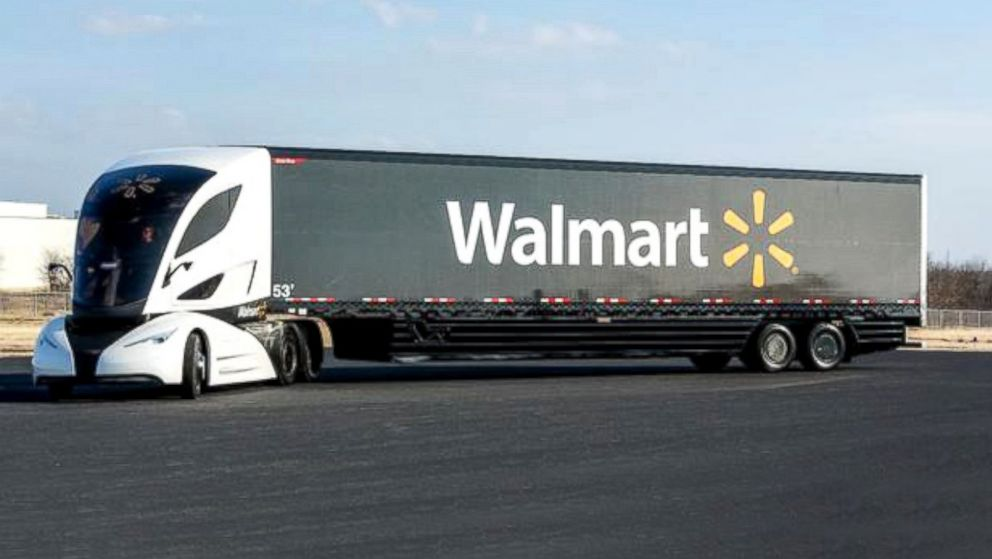 """""""The Walmart Advanced Vehicle Experience is a bold step in transportation technologies that, although not on the road in its current form, will serve as a learning platform for the future that."""