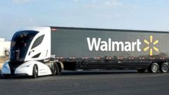 PHOTO: Walmarts Advanced Concept Trucks Streamline Delivery