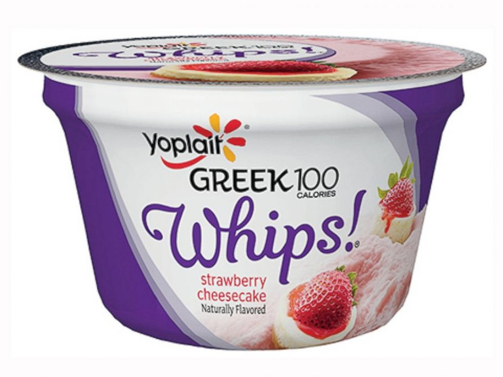 PHOTO: General Mills announced a new Greek Whip product.