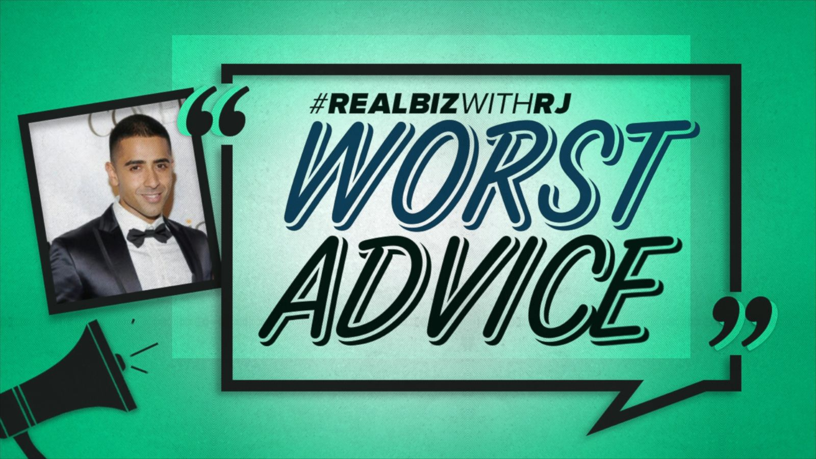 VIDEO: Worst Advice: Jay Sean