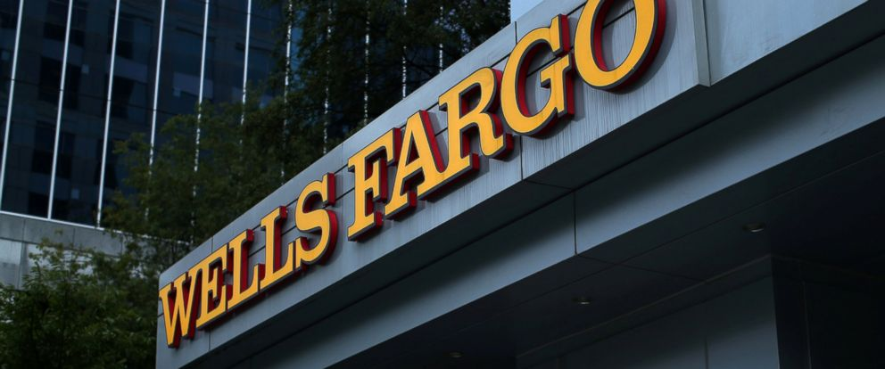 PHOTO: A Wells Fargo Bank is shown in Charlotte, North Carolina, Sept. 26, 2016.