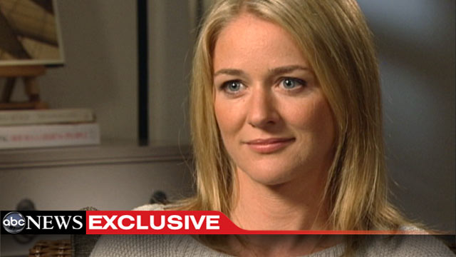 PHOTO:Stephanie Mack, the daughter-in-law of Bernie Madoff, speaks in an exclusive interview with ABCs Chris Cuomo.