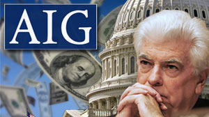 Photo: Payback Time? House Approves Bonus Tax: House Lawmakers Pass 90 Percent Tax on Bonuses at AIG, Bailed Out Companies