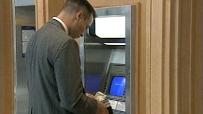 VIDEO: Banks test fees as high as $5 for non customer withdrawals.