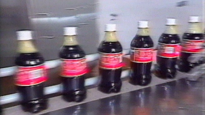 VIDEO: Coca-Cola says newspaper column doesn't reveal their secret formula.