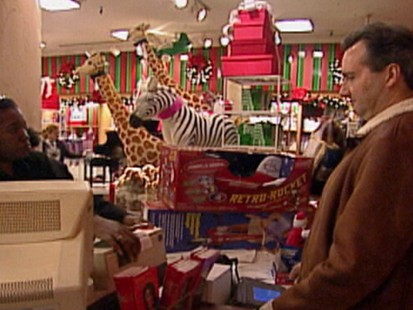 VIDEO: Holiday shopping hangover