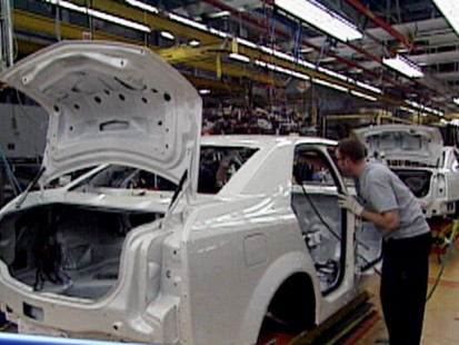 VIDEO: GM is close to declaring bankruptcy.