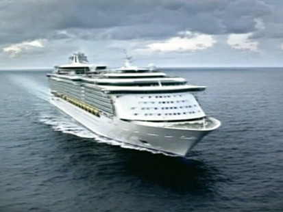 VIDEO: $1.1 billion ocean liner will offer luxury accommodations and destinations.