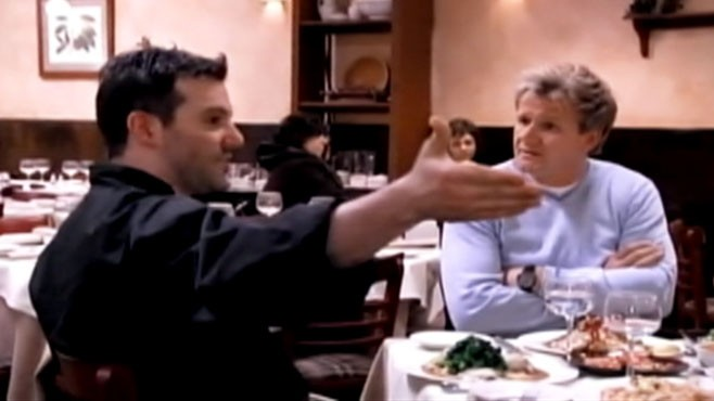 39 kitchen nightmares 39 participant joe cerniglia kills for Kitchen nightmares updates