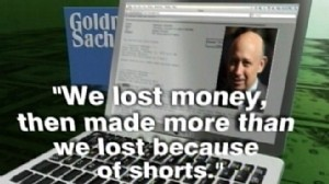 VIDEO: Matt Jaffe on the latest with financial reform, and Goldman Sachs.