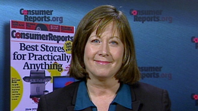 VIDEO: Mandy Walker from Consumer Reports tells us why we should choose wisely.