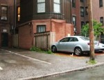 PHOTO: Two parking spots in Boston were auctioned by the IRS for $560,000.
