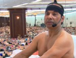 PHOTO: Bikram Choudhury, creator of Bikram Yoga, faces allegations of sexual harassment and sex-based discrimination.