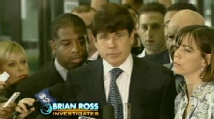 Rod Blagojevich Reveals Jail Activity