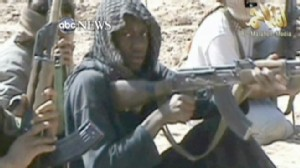 VIDEO: Abdulmutallab Firing Weapons in Yemen.