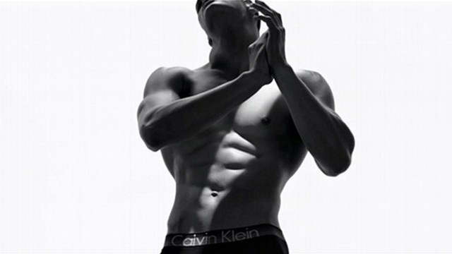VIDEO: Model Matthew Terry reveals new &quot;Concept&quot; underwear line for men.