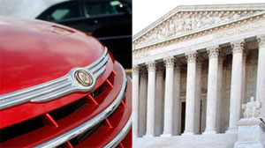 Solicitor general files papers urging Supreme Court to oppose further delay of Chrysler sale