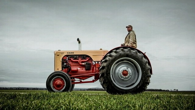 "VIDEO: Car commercial features the voice of Paul Harvey reading ""So God Made a Farmer."""