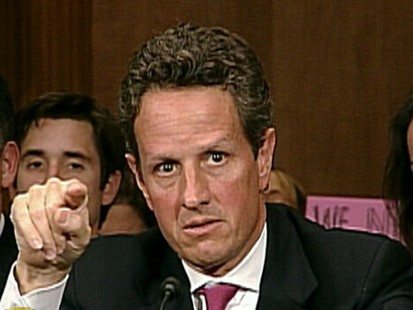 VIDEO: Treasury Sec. Timothy Geithner intends to wind down federal assistance to banks.